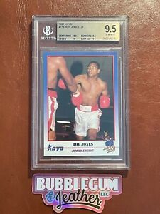 1991 Kayo Boxing Roy Jones Jr Rookie Card RC #116 BGS 9.5 GEM MINT