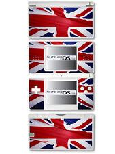 Great Britain Flag (Union Jack) Vinyl Skin Sticker for Nintendo DS Lite