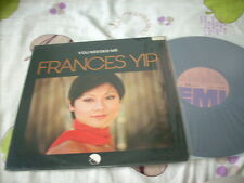 a941981 Frances Yip EMI LP 葉麗儀 You needed me LP