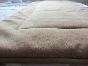 Mattress Cover Mattress Pad Bed Pad Slipcover Alpaca + Merino Wool