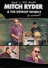 Rock n Roll Greats - Mitch Ryder and the Detroit Wheels: In Concert (DVD, 2004)