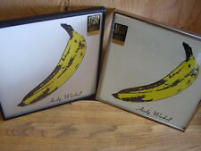 Velvet Underground & Nico WITH LOU REED Collector's Framed 180 GRAM Sealed LP