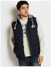 TOKYO LAUNDRY LIMITED EDITION ONSLOW GILET IN BLUE (AU Stock) - Size: L