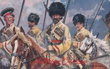 WW1  Russian Cossacks  Mint