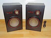Grundig BOX RB 458 Stereo Lautsprecher / Boxen, 2 Jahre Garantie