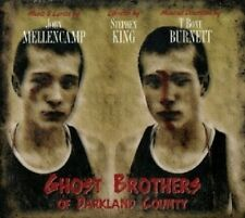 GHOST BROTHERS OF DARKLAND COUNTY  CD NEUF
