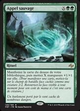 MTG Magic FRF - Wildcall/Appel sauvage, French/VF