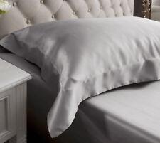 Fundas de almohada color principal gris