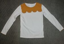 Matilda Jane Girls (Paint by Numbers) Mod Tee Top - Size 8 - EUC