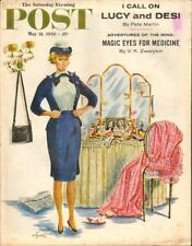 Saturday Evening Post - May 31, 1958 - Lucy And Desi Article
