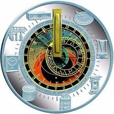 Tanzania Set 2 coins 2015  .999 Silver Evolution of time