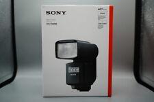 SONY HVL-F60RM Wireless Radio Control External Flash EMS w/ Tracking NEW