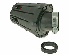 Yamaha Aerox YQ50 45° 28/35mm Racing Air Filter Red