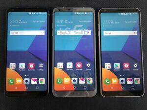 "Unlocked LG G6 Single Sim Korean Version G600 Mobile Phone 5.7"" 4GB RAM 128GB"