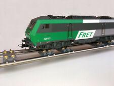 Banc d'essai M2R 10 chariots pour locomotive échelle HO