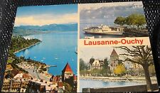 Switzerland Lausanne-Ouchy - posted