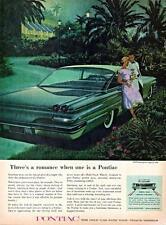 Print.  1960 Pontiac Ventura Sports Coupe Auto Ad