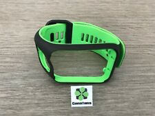 Genuine TomTom Runner 2 2se Golfer 2 2se Spark 3 Adven strap Black-Green Small