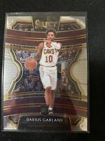 2019-20 Select Darius Garland Concourse Rookie Card RC #10 Cavaliers