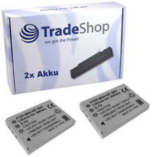 2x AKKU Aldi Medion MD-85820 MD85820 battery