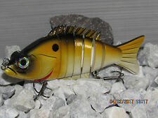 """6"""" hard body swimbait in  Tennesee Shad  color"""
