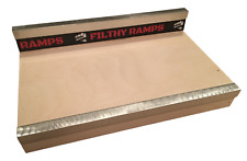 San Diego Manual Pad for fingerboards and tech decks, Filthy Fingerboard Ramps