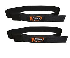 NEW MAX BICEP STRAP Occlusion Muscle Training Bands -1Pair BLACK