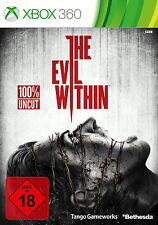 X360 / Xbox Spiel - The Evil Within (mit OVP) (USK18) (PAL)