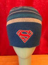 DC Comics Superman Winter Hat Beanie Skull Cap