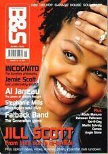 Jill Scott on Blues & Soul Magazine Cover 2004   Stephanie Mills   Fatback Band