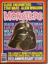 Warren Famous Monsters Of Filmland #142 20th Anniversary Issue Close Encounters