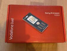 Sony Ericsson W880i Walkman Flame Black (Ohne Simlock) Nagelneu /NEW
