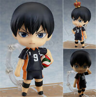 Anime Haikyuu!! Kageyama Tobio PVC Figure Model 10cm In Box