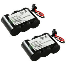2 Phone Battery for Uniden Panasonic Sony BPT16 BP-T16 P301 P-301 BT185 BT-185