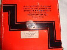DISCO FRIZIONE in acciaio FERODO TAUNUS 12MP4-12MTS-12M COMBI-12M 1500-12M coupè