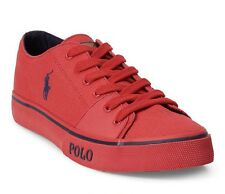 Neuf homme polo ralph lauren crofton-ne chaussures/baskets/sneakers taille 8