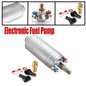 12V Car Modified High Pressure High Flow External 044 Fuel Pump 300 LPH Durable