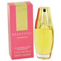 BEAUTIFUL by Estee Lauder 1 oz 30 ml EDP Spray Perfume for Women New in Box