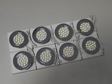 LED Lights (Touch On/Off) 8 Pack Complete Set