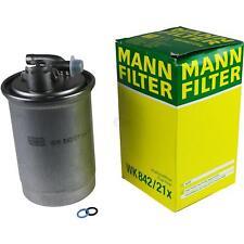 Original MANN-FILTER Kraftstofffilter WK 842/21 x Fuel Filter