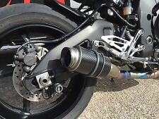Yamaha MT10 Carbono GPS Slip On puede agotar Powertech 150mm