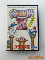 COLUMNS III 3 Sega Megadrive MD JAPAN Ref:313433