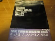 DAIDO MORIYAMA   BUENOS AIRES  2005 Japan 1st. edition with Obi band