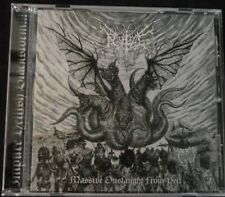NAHUAL - Massive Onslaught from Hell. CD