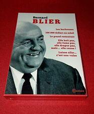 """Coffret DVD Bernard Blier 5 films """" 100 000 dollars au Soleil /les Barbouzes..."""""""