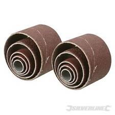 10 pack Spare Sanding Drum Sleeves Replacement Sanding Sleeve   675076