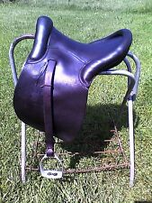 USEABLE VINTAGE COLLECTIBLE KENTUCKY PLANTATION YOUTH SADDLE