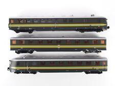 """Liliput 126 90 USA Schnelltriebwagen, 3-teilig, Spur H0 """"Dd01"""
