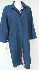 NWT Style Studio 2X Womens Denim Dress Blue Jean Moo Moo Mu Mu All Categories