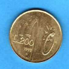 SAN MARINO - 1993 -   200 lire - KM 300 - UNC from divisionale